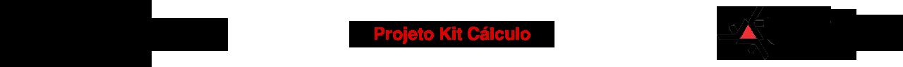 Projeto Kit Cálculo